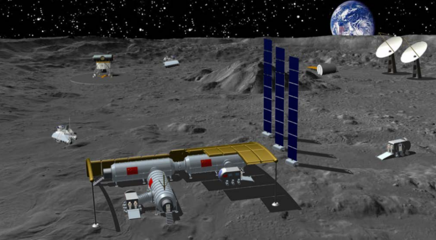 China is aiming to attract partners for an international lunar research station